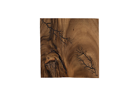 Lighting Wall Tile Chamcha Wood, LG