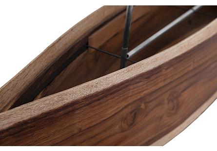 Origins Hanging Lamp Chamcha Wood