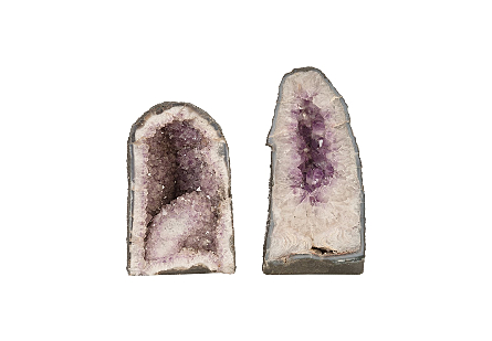 Amethyst Sculpture MD, Assorted Styles