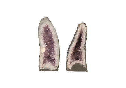 Amethyst Sculpture LG, Assorted Styles
