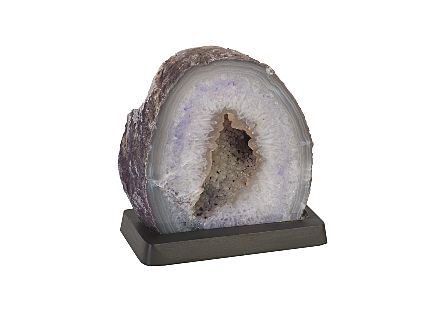 Amethyst on Stand SM, Assorted