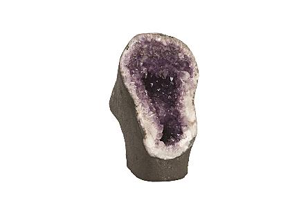 Amethyst Sculpture MD