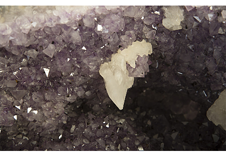Amethyst With Top
