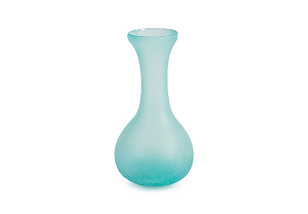 Frosted Tadpole Vase SM