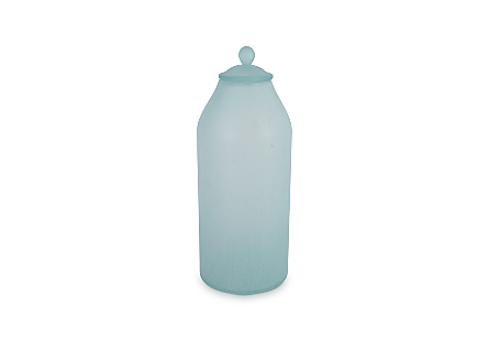 Frosted Glass Bottle MD
