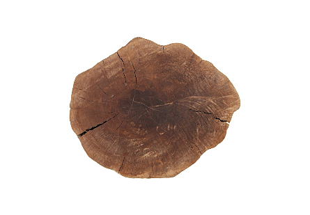 Longan Wood Stool Assorted Size and Shapes