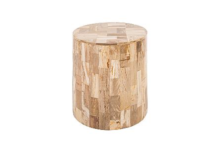 Petrified Laminate Stool Natural
