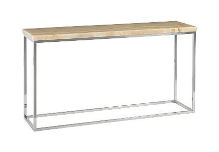 Onyx Console Table