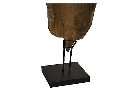 Teak Wood Sculpture, Assorted