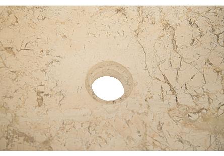 White Sink Stone