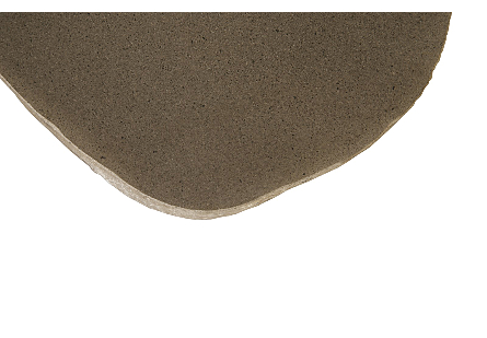 River Stone Trivet Oval, Polished