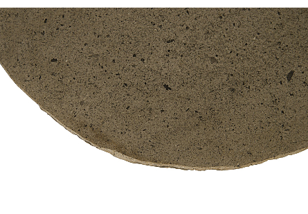 River Stone Trivet Round, Polished
