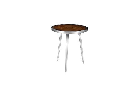 Sheesham Wood Side Table
