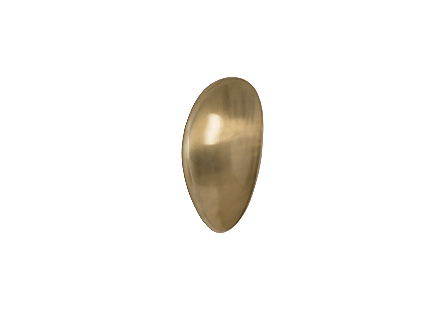 River Stone  Wall Tile Brass Finish, SM