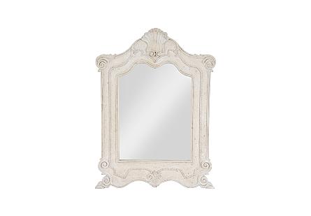 Louis XV Mirror Roman Stone