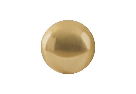 Floor Ball Gold Leaf, MD