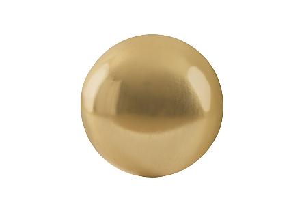 Floor Ball Gold Leaf, LG