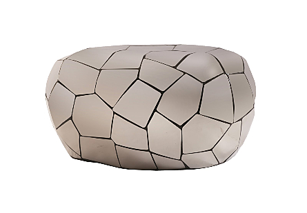 Crazy Cut Side Table