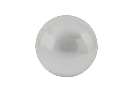 Floor Ball Silver Leaf, LG