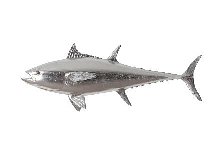Bluefin Tuna Fish Silver Leaf