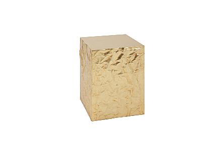 Crumpled Pedestal Gold, SM