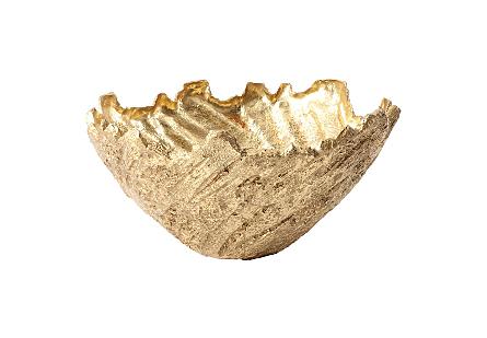 Puro Bowl Gold Leaf