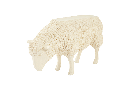 Sheep Side Table Apricot