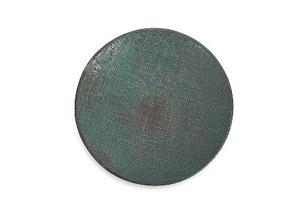 Hatch Plate Aged Bronze