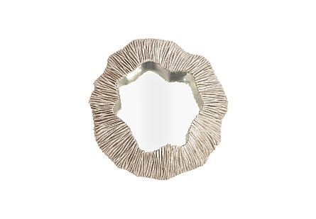 Fungia Mirror Silver