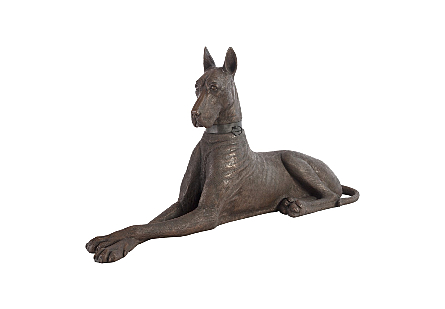 Great Dane Bronze, Right