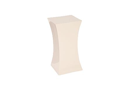 Paya Pedestal Gel Coat White