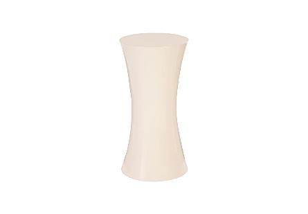 Ave Pedestal Gel Coat White