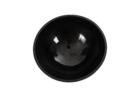 Sulu Bowl Gel Coat Black