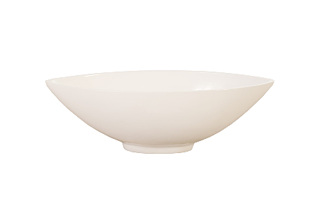 Mata Bowl Gel Coat White, LG