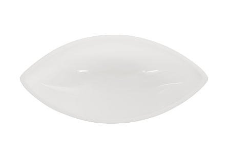 Mata Bowl Gel Coat White, SM