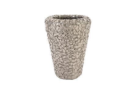 Barren Planter Aluminum, SM