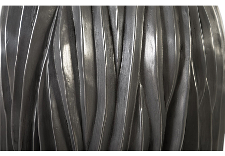Alon Planter Aluminum, LG