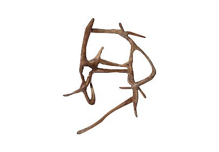 Freeform Root Wall Art Natural