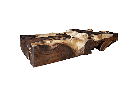 Chamcha Wood Screen / Coffee Table
