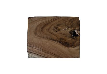 Atlas Side Table Chamcha Wood/Metal, Natural