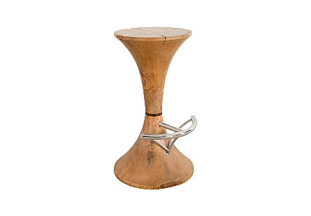 Butterfly Bar Stool Natural