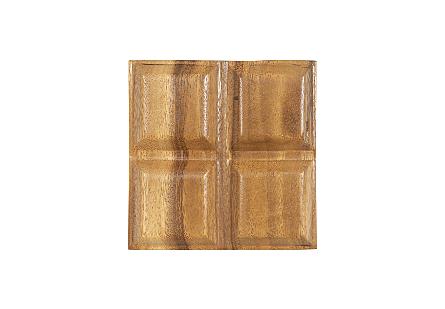 Chamcha Wood Chunk Wall Tile