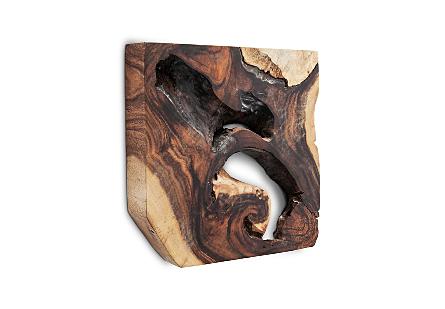 Chamcha Wood Wall Tile Assorted Styles
