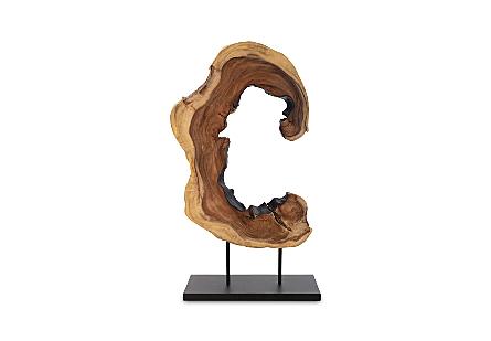 Creature Floor Sculpture on Stand Assorted