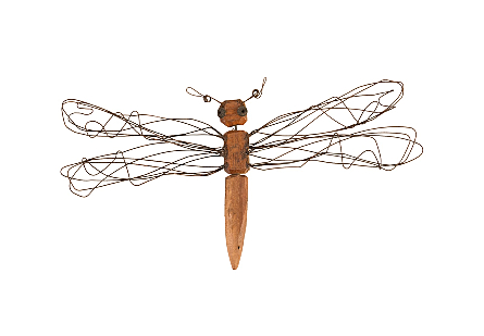 Wire Wing Dragonfly SM