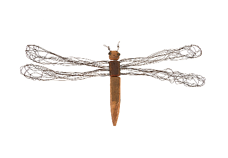 Wire Wing Dragonfly LG