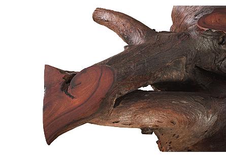 Makha Wood Coffee Table