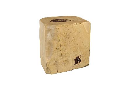 Tamarind Wood Side Table