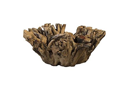 Pradoo Wood Coffee Table