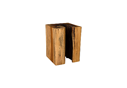 Hadkhanon Wood Stool